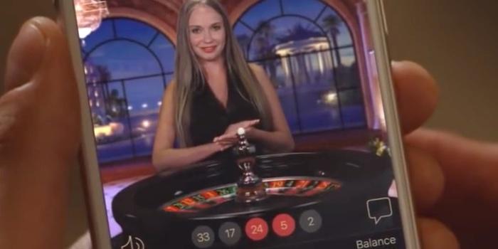 Live Casino spill mobile